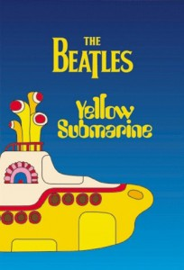 The Beatles The Yellow Submarine