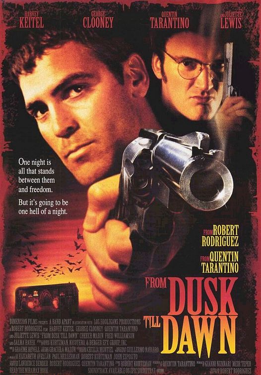 Review: From Dusk Till Dawn (1996) | Musings From Us