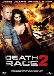 Death Race 2 DVD Cover