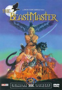The Beastmaster DVD Cover