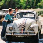 Kevin And Maggie Giveing Herbie A Bath