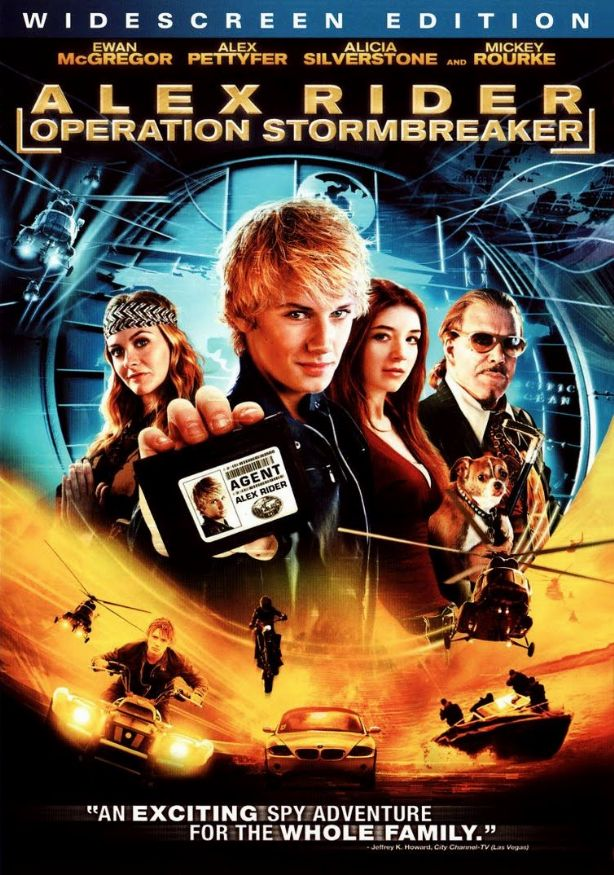 Image Result For Alex Rider Movie
