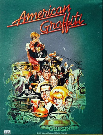 American Graffiti Musings From Us