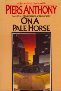 On a Pale Horse - Book 1 of the Incarnations of Immortality