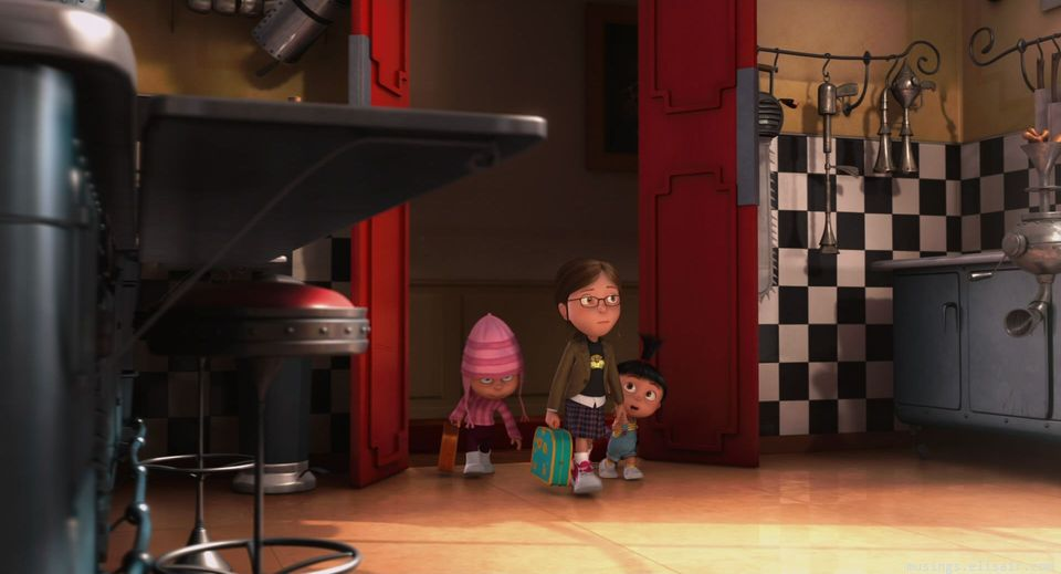 Despicable Me (2010) | Musings From Us