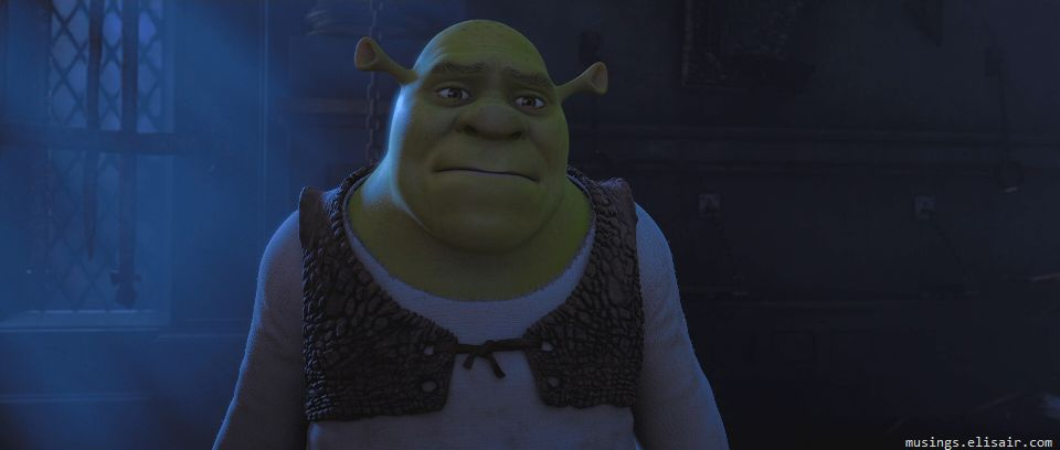 Shrek Forever After (2010) The Final Chapter – Musings From Us