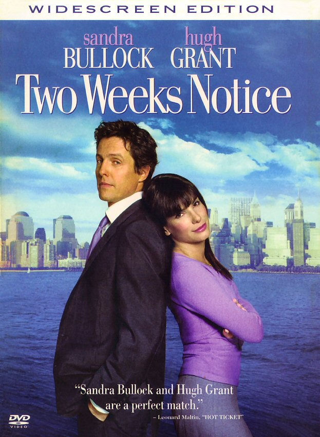 Two Weeks Notice (2002...