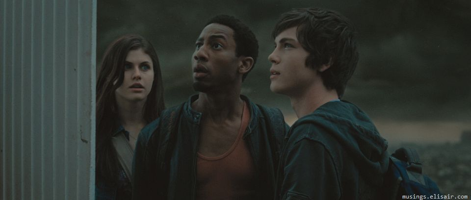 Percy Jackson The Olympians The Lightning Thief 2010 Screenshot 26 Musings From Us