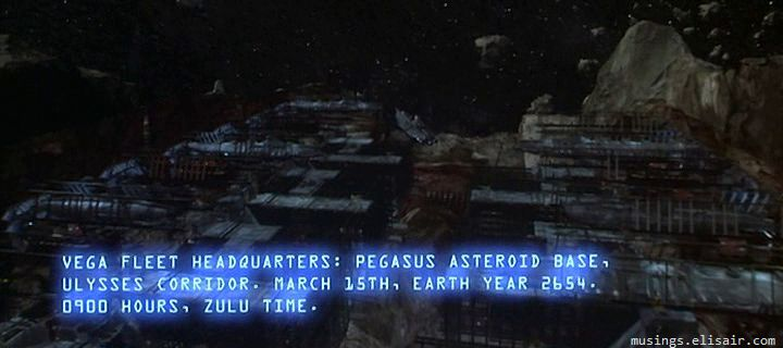 Wing Commander The Movie 1999 Musings From Us
