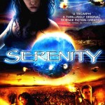 Serenity DVD Cover