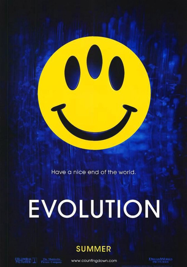 Evolution (2001) | Musings From Us