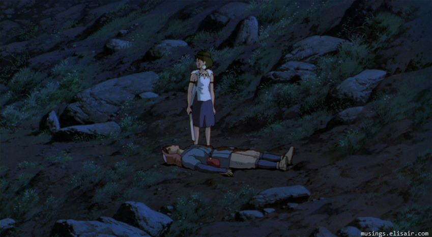 a review of princess mononoke a film by hayao miyazaki Miyazaki was already a culture hero in japan when this animated mythic adventure raised him to a status approaching living national treasure the young warrior.