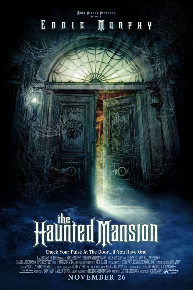the haunted mansion 2003 � musings from us