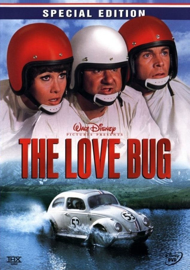 the love bug it�s a lovein for herbie� the incredible