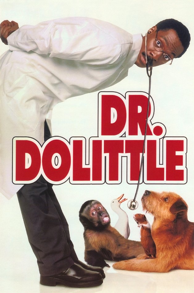 Dr-Dolittle-1998-Cover-Art
