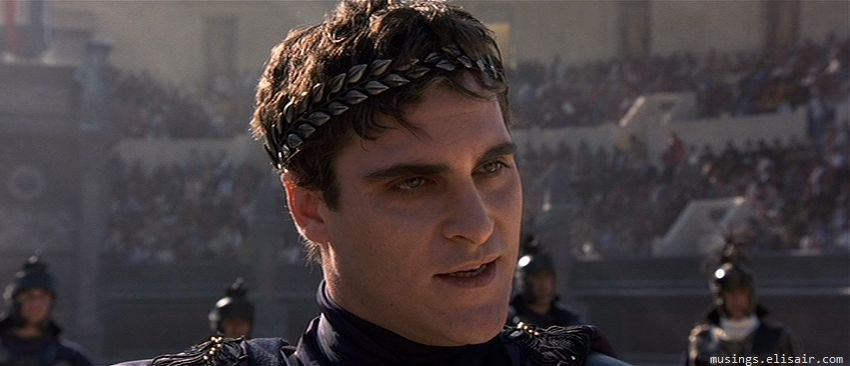 Image Result For Gladiator Movie Commodus