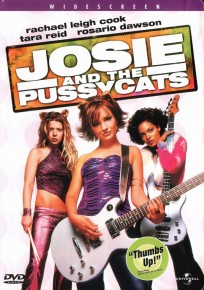 Josie And The Pussycats 2001 DVD Cover