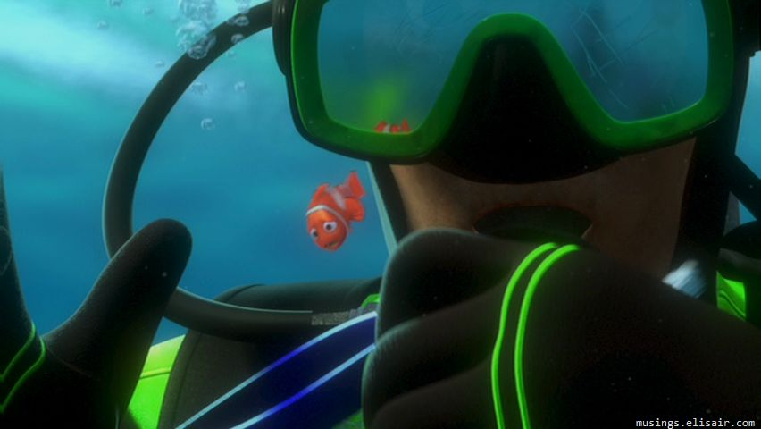 Shark Boat Toy : Finding nemo diver pictures to pin on pinterest daddy