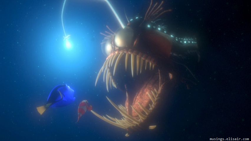 Finding Nemo : There a... Ellen Page
