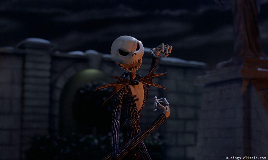The Nightmare Before C...