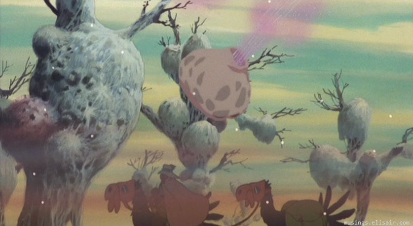 Nausicaa Of The Valley Of The Wind Musings From Us