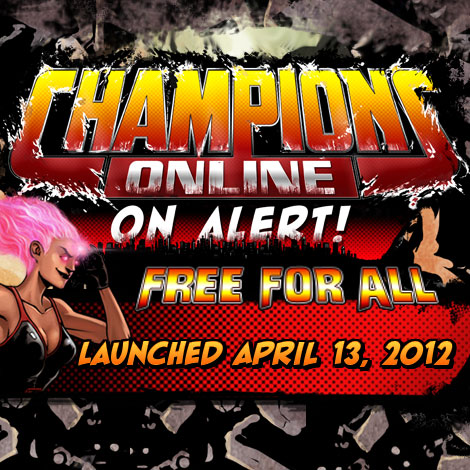 Champions-On-Alert-Free-For-All