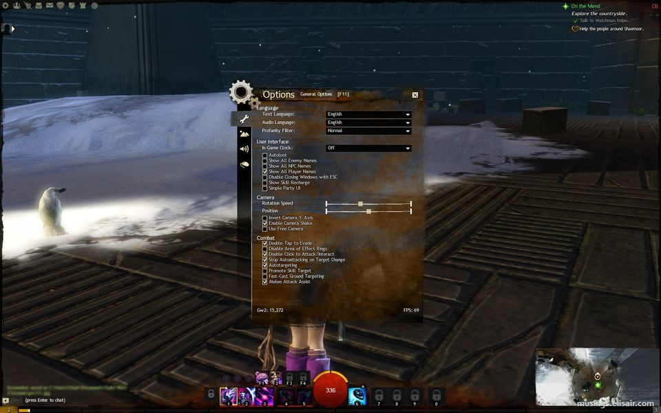Guild Wars 2 Hall Of Monuments | Musings From Us