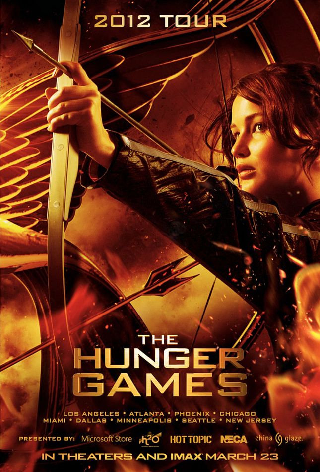 The Hunger Games (2012...