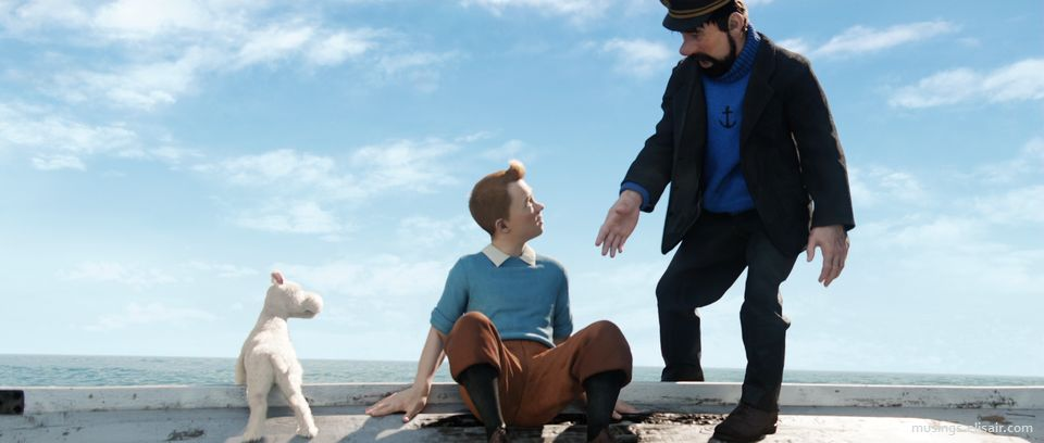 Image Result For Adventures Tintin Movie