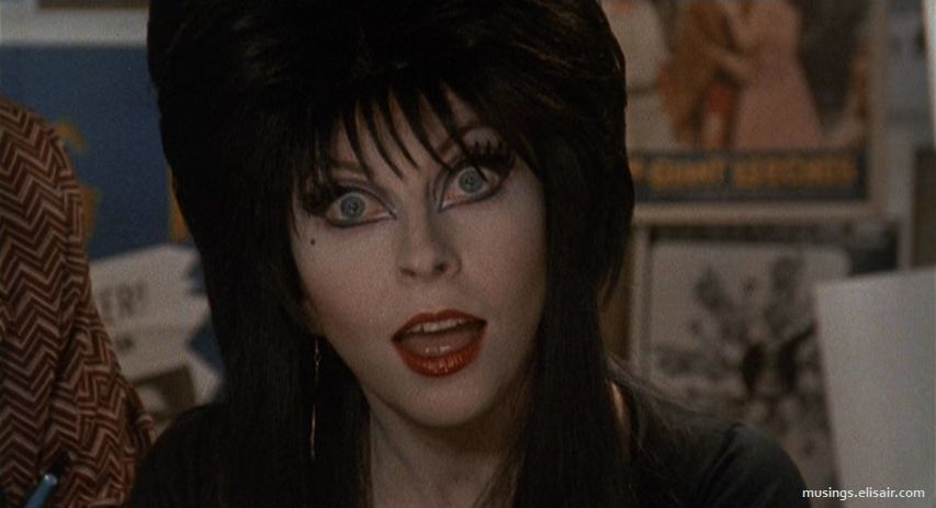 Elvira Mistress Of The Dark Unpleasant Dreams