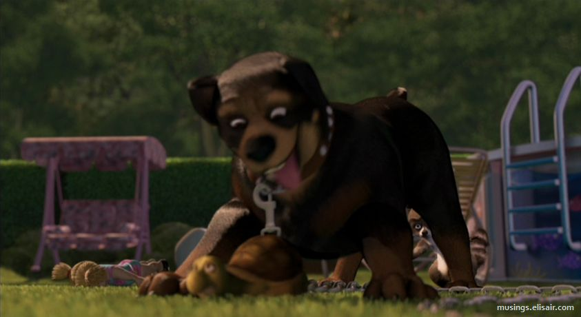 Over the Hedge (2006) Starring Bruce Willis, Garry Shandling, Gene ...