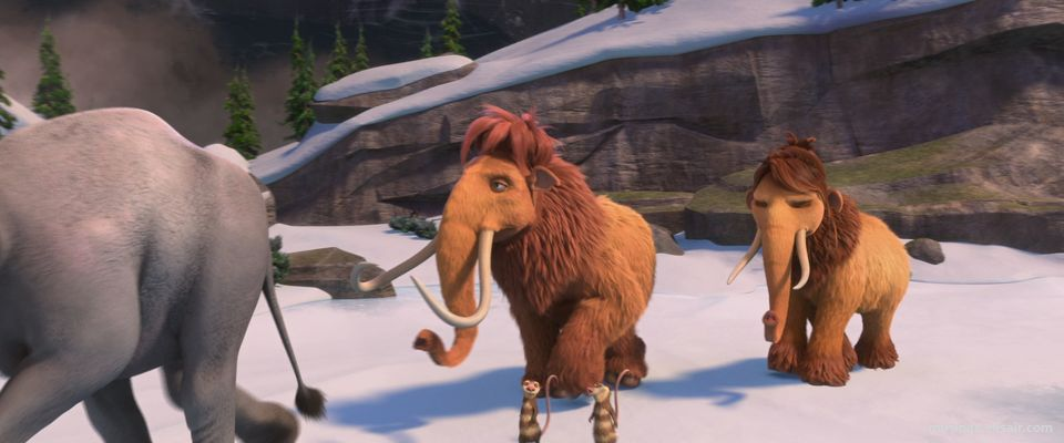 Ice Age: Continental Drift | Musings From Us