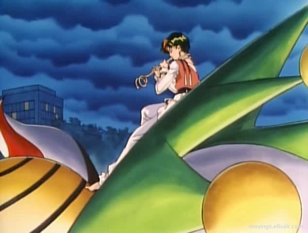 Sailor Moon Supers Trouble In That S A Dream Car Keys