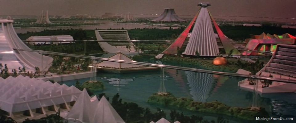 Logan's Run: The only thing you can't have in Logan's ...