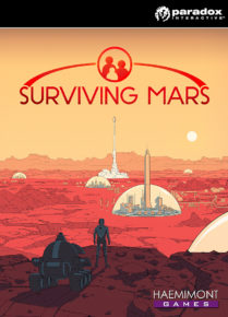 Surviving Mars: One Drone At A Time